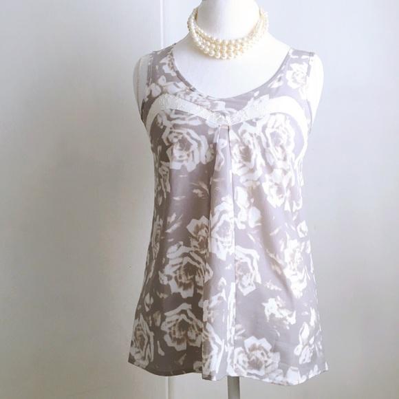 1da09f8b2d888 Jack by BB Dakota Tops - jack by bb dakota floral + lace sleeveless top